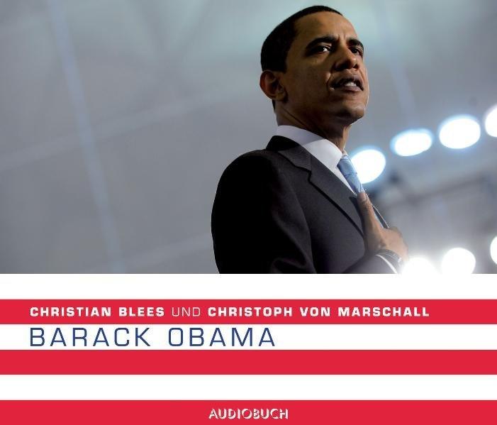 Barack Obama, 1 Audio-CD als Hörbuch CD
