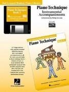 Piano Technique Book 3 - GM Disk: Hal Leonard Student Piano Library