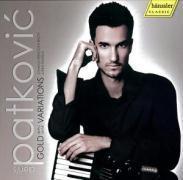 Erz/Goldberg-Variationen als CD