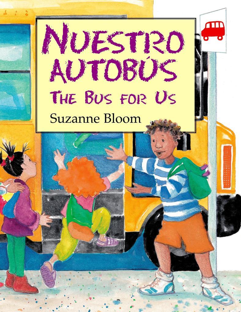 Nuestro Autobus (the Bus for Us) als Taschenbuch