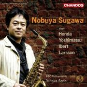 Saxophonkonzerte als CD