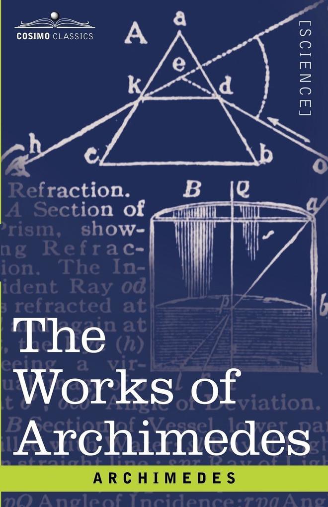 The Works of Archimedes als Taschenbuch