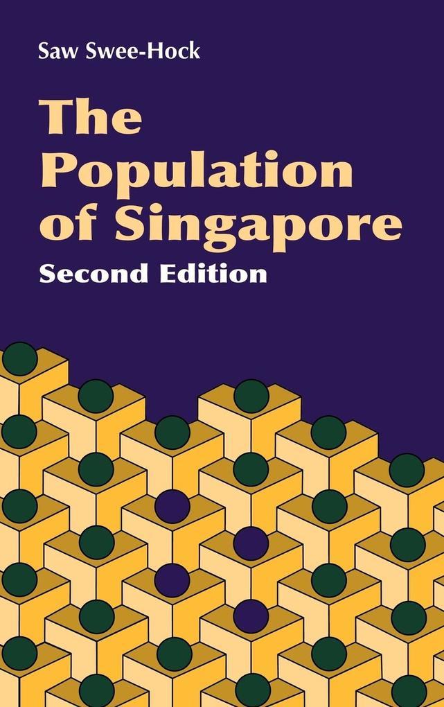 The Population of Singapore (2nd Edition) als Buch (gebunden)
