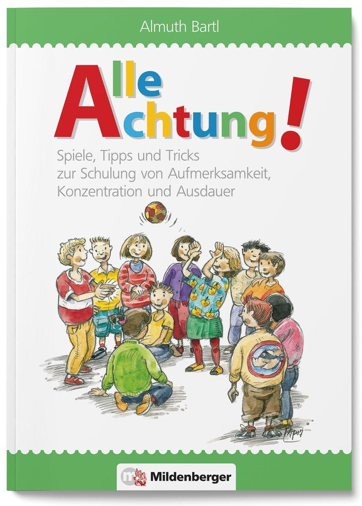 Alle Achtung! als Buch (kartoniert)