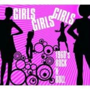 Girls,Girls,Girls-1960's Rock N'Roll als CD