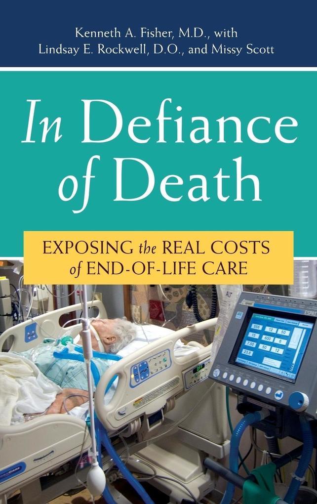 In Defiance of Death als Buch (gebunden)