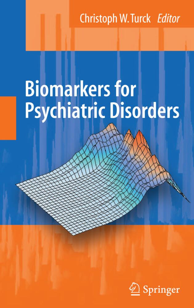 Biomarkers for Psychiatric Disorders als Buch (gebunden)