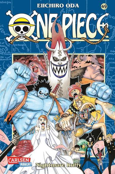 One Piece 49. Nightmare Ruffy als Buch (kartoniert)