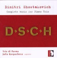 Complete Works For Piano Trio als CD
