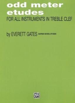 Odd Meter Etudes for All Instruments in Treble Clef als Taschenbuch