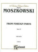 From Foreign Parts, Opus 23: For Piano