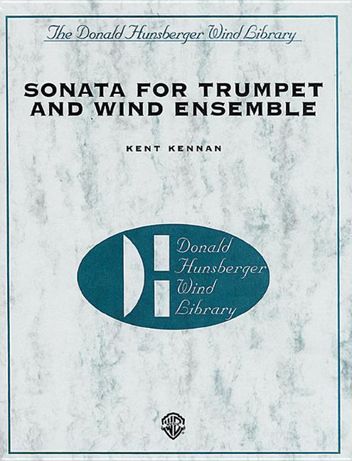 Sonata for Trumpet and Wind Ensemble als Taschenbuch