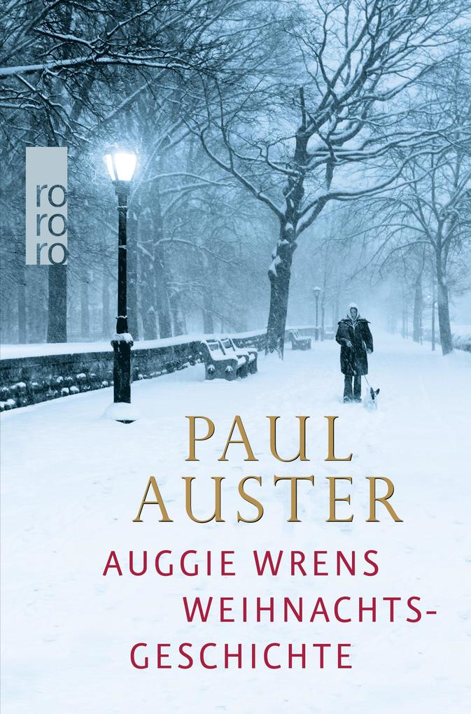 Auggie Wrens Weihnachtsgeschichte als Taschenbuch