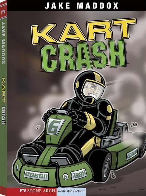 Kart Crash als Taschenbuch