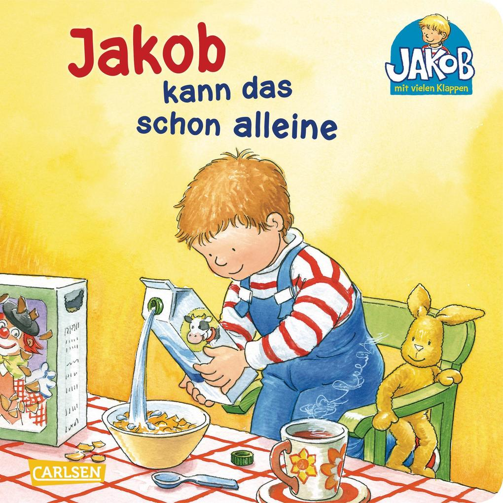 Jakob kann das schon alleine als Buch (kartoniert)