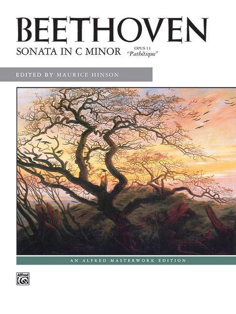 """Sonata in C Minor, Op. 13 (""""pathétique"""") als Taschenbuch"""