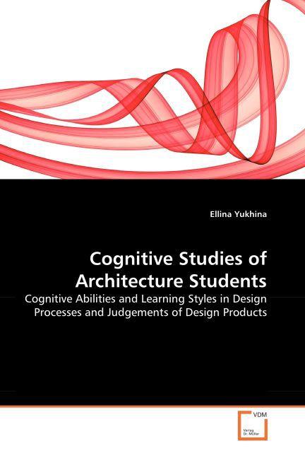 Cognitive Studies of Architecture Students als Buch (kartoniert)