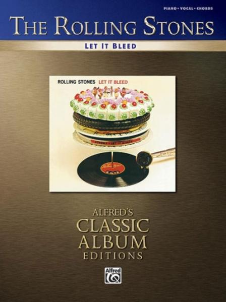 Rolling Stones -- Let It Bleed: Piano/Vocal/Chords als Taschenbuch