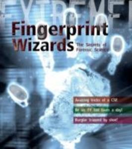 Extreme Science: Fingerprint Wizards als Buch (gebunden)