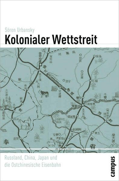 Kolonialer Wettstreit als Buch (kartoniert)