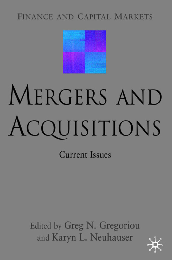 Mergers and Acquisitions: Current Issues als Buch (gebunden)