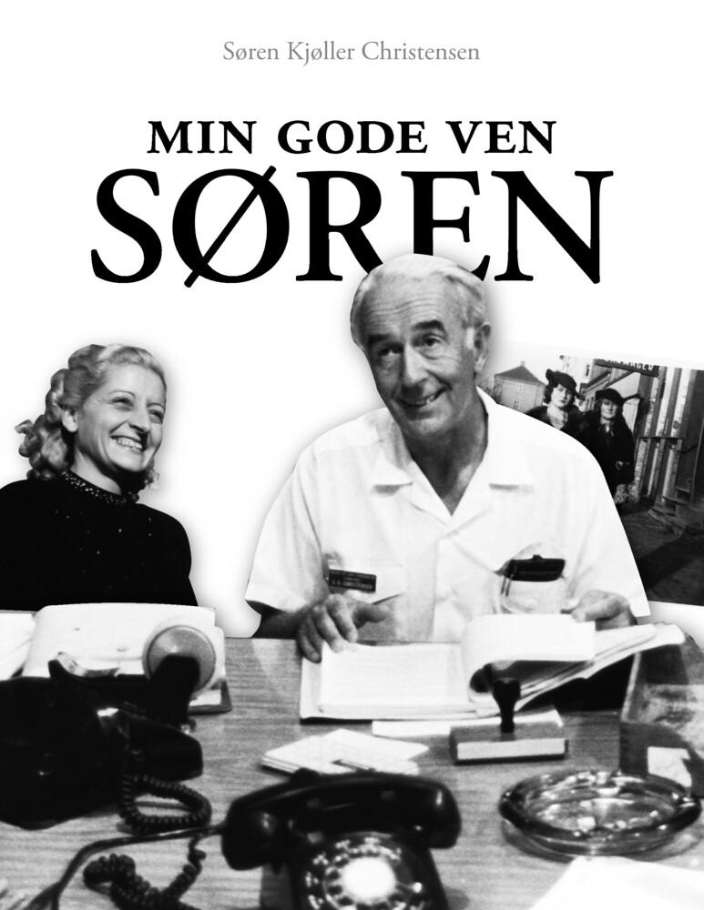 Min gode ven Søren als Buch (kartoniert)