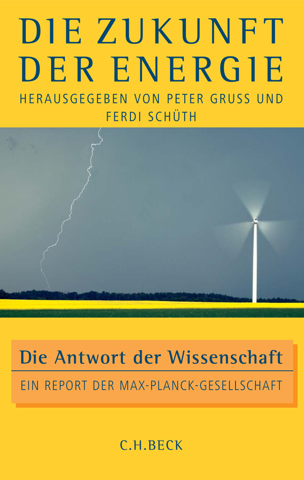 Die Zukunft der Energie als Buch (kartoniert)
