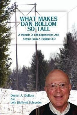 What Makes Dan Bollom So Tall? als Buch (gebunden)
