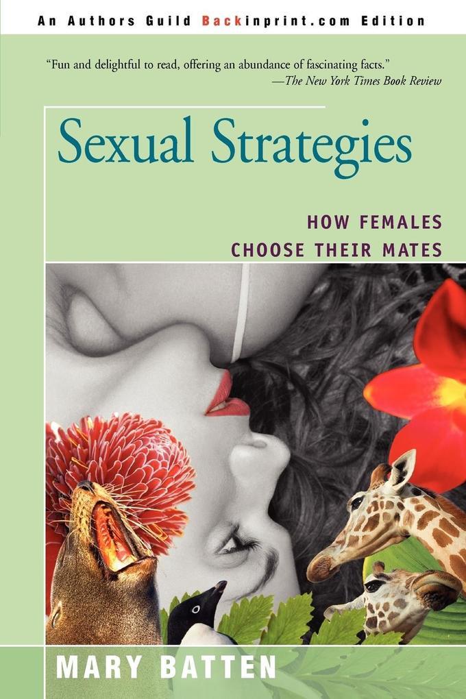 Sexual Strategies als Taschenbuch