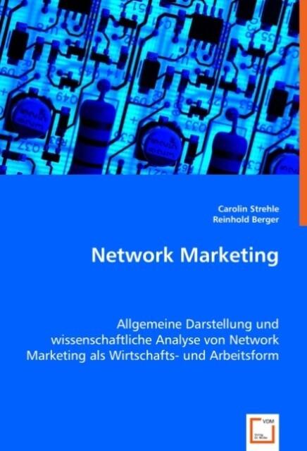 Network Marketing als Buch (kartoniert)