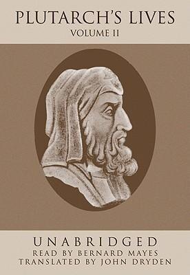 Plutarchs Lives, Volume 2 als Hörbuch CD