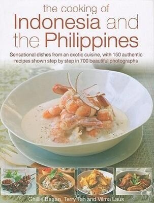 Cooking of Indonesia and the Philippines als Buch (gebunden)