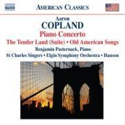 Klavierkonzert/Tender Land/ als CD