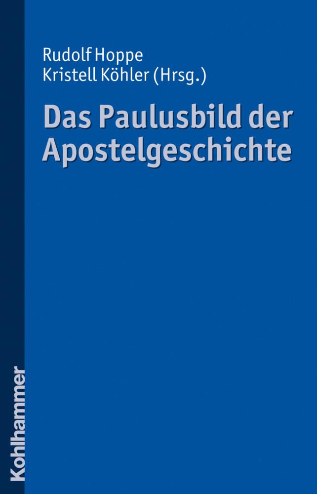 Das Paulusbild der Apostelgeschichte als Buch (kartoniert)