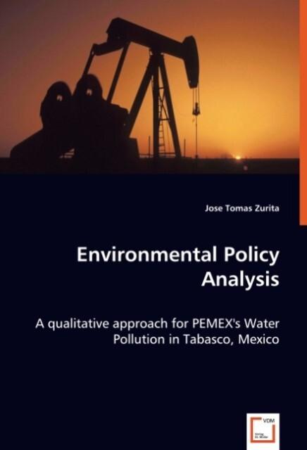 Environmental Policy Analysis als Buch (kartoniert)