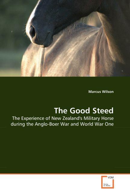 The Good Steed als Buch (kartoniert)