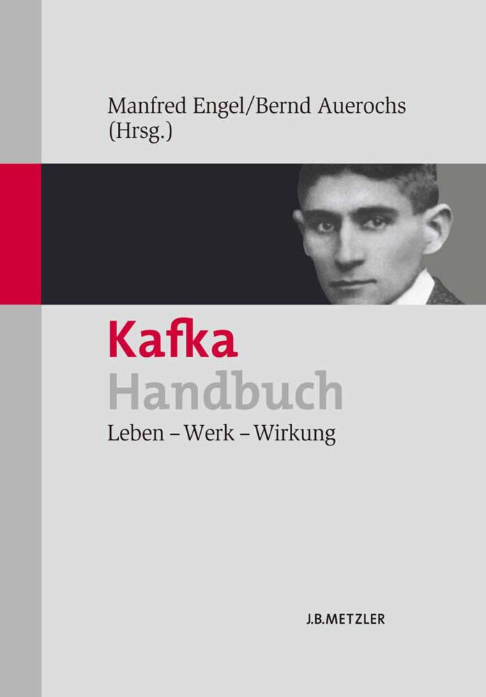 Kafka-Handbuch als Buch (gebunden)