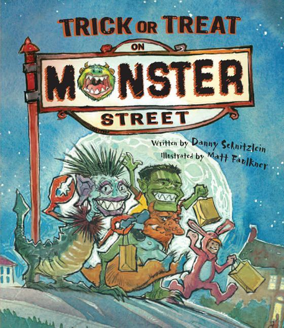 Trick or Treat on Monster Treat als Buch (gebunden)