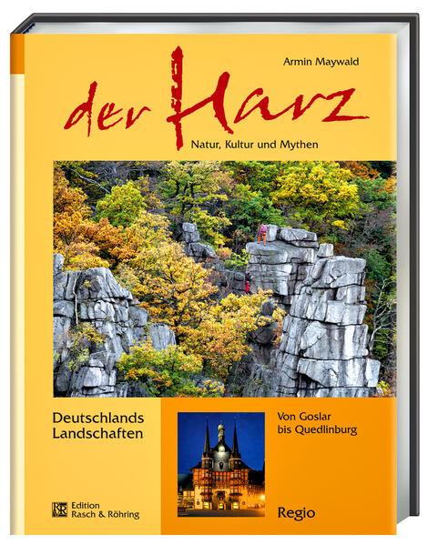 Der Harz als Buch (gebunden)