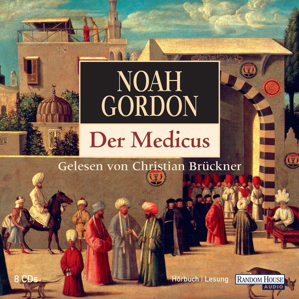 Der Medicus als Hörbuch Download