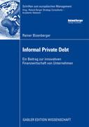 Informal Private Debt