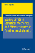 Scaling Limits in Statistical Mechanics and Microstructures in Continuum Mechanics