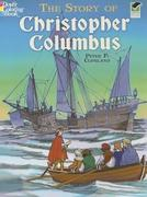 The Story of Christopher Columbus Coloring Book