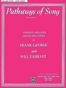 Pathways of Song, Volume 4: Low Voice