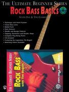Ultimate Beginner Rock Bass Basics Mega Pak: Book, CD & DVD