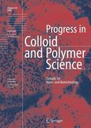 Colloids for Nano- and Biotechnology