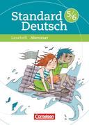 Standard Deutsch 5./6. Schuljahr. Leseheft mit Lösungen. Grundausgabe. Abenteuer