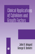 Clinical Applications of Cytokines and Growth Factors