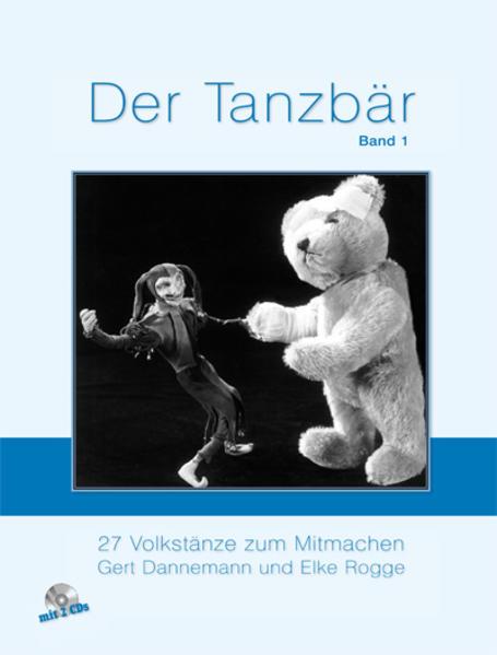27 Volkstänze zum Mitmachen, m. 2 Audio-CDs als Buch (kartoniert)