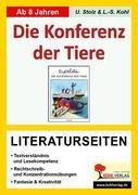 Konferenz der Tiere / Literaturseiten